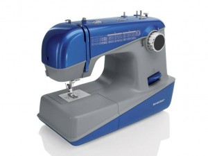 machine a coudre Silvercrest Bleu