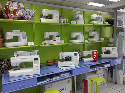 Sewingbox couture entre soeurs for Machine a coudre carrefour
